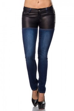 Jeans with Chains (blue)
