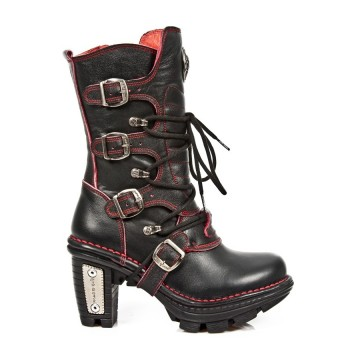 Red Stitching Boots NEOTRAIL