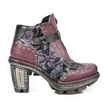 Lilac Half-Boots NEOTRAIL