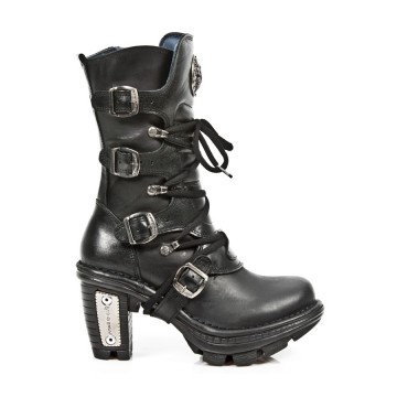 Black Boots NEOTRAIL