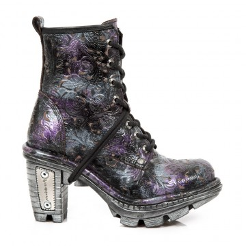 Lilac Boots NEOTRAIL