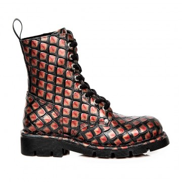 Patterned Boots NEWMILI M.NEWMILI084-S51
