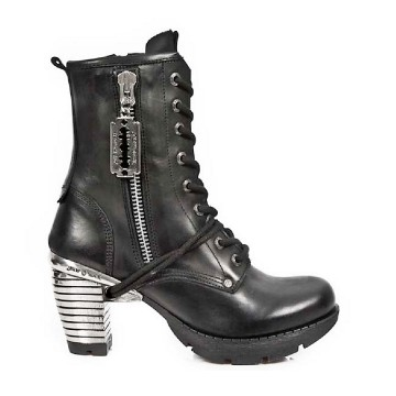 Black Ankle-Boots TRAIL
