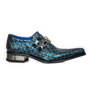 Armor Shoes Blue NEWMAN