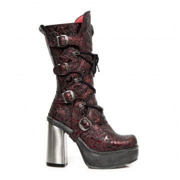 Vintage Floral Boots NEW CIRCLE