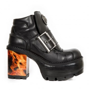 Flame Ankle-Boots SEVENTY