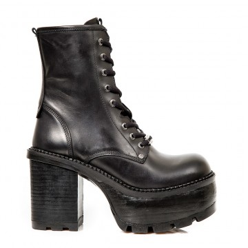 Black Ankle-Boots SEVENTY