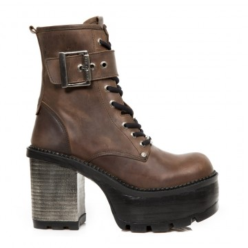 Brown Ankle-Boots SEVENTY