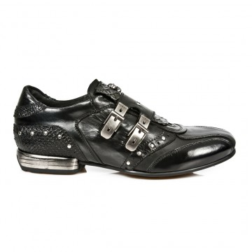 Leather Shoes SNOB