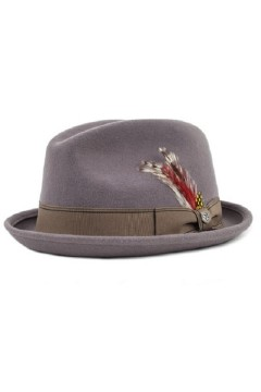 Hat Gain Fedora (grey)