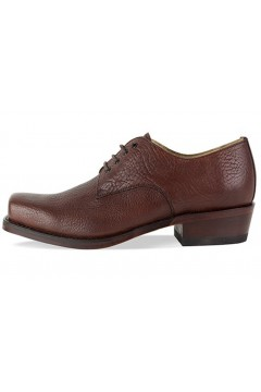Sendra Leather Shoes Blues (cognac)