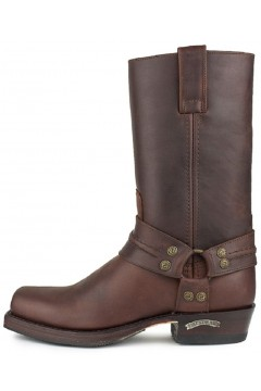 Sendra Biker Boots Pete (dark brown)