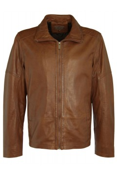 Men's Leather Jacket Wilson (brown)