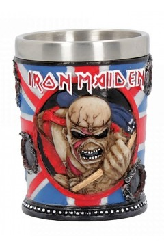 Iron Maiden Napsiklaas (must)