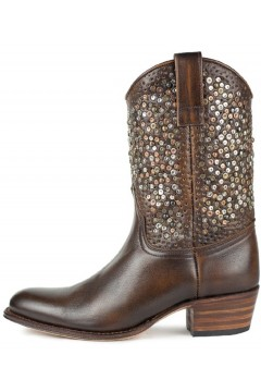 Women's Boots Debora (brown) Sendra