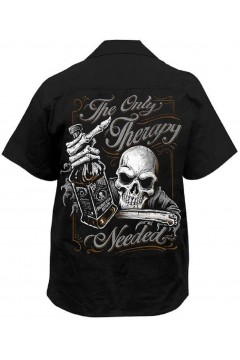 Men's Shirt Only Therapy (black)