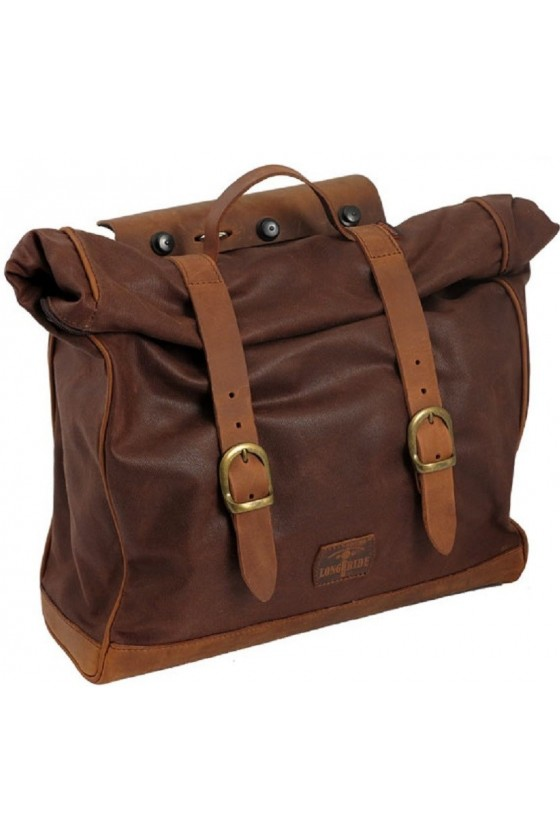 Big Retro Saddlebag Longride (brown)