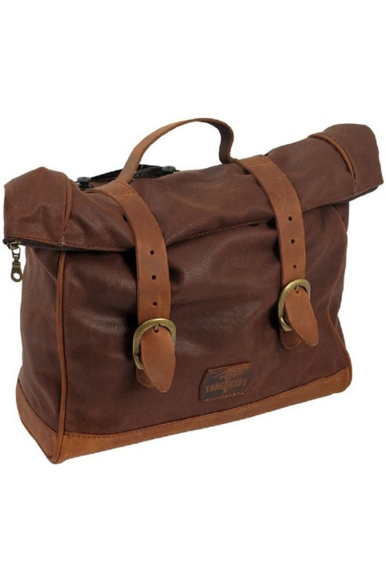Retro Saddlebag Longride (brown)
