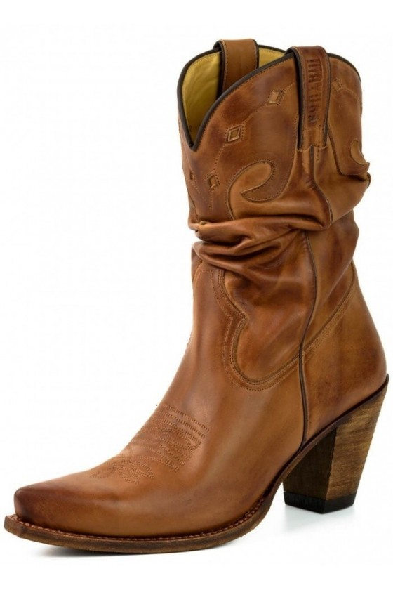 WOMEN'S BOOTS RONY (brown)