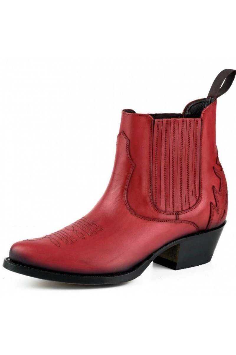 Women's Boots Marilyn (red)