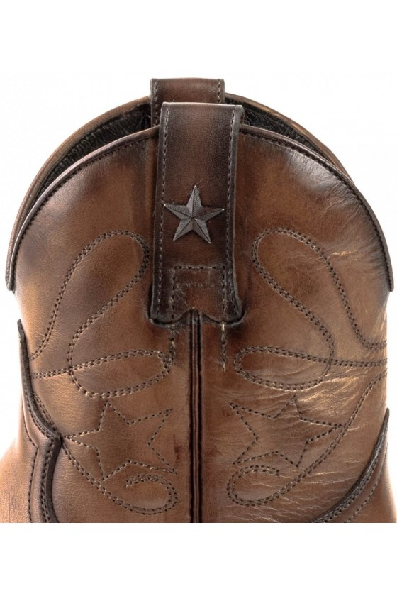 WOMEN'S BOOTS STAR (brown vintage)