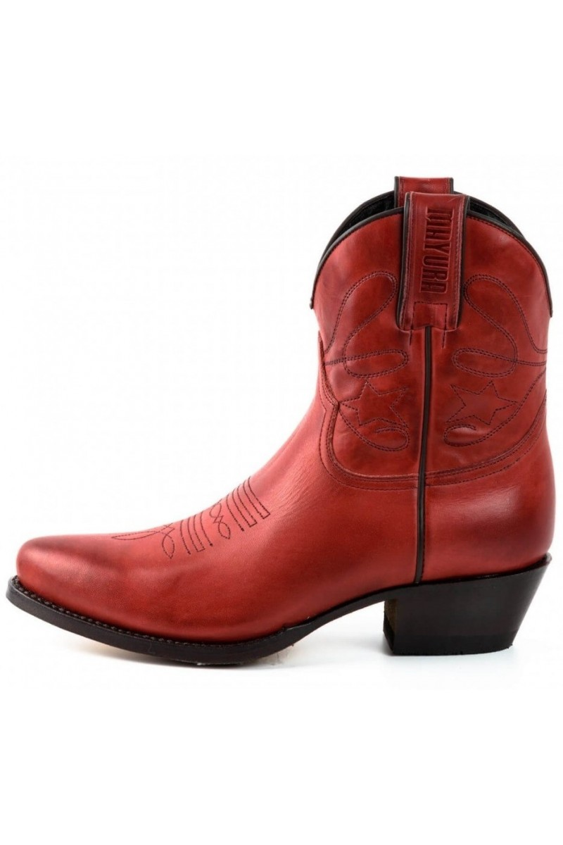 Women's Boots Star (red)