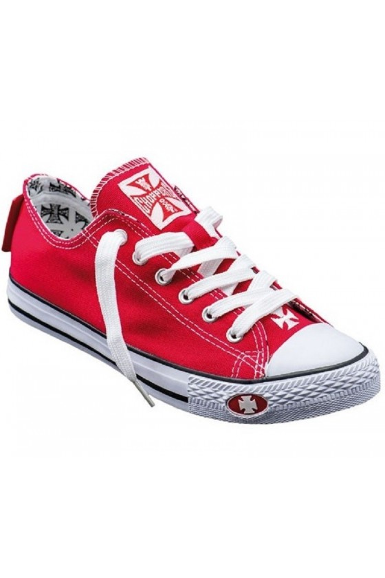 SNEAKERS WCC WARRIOR (red)