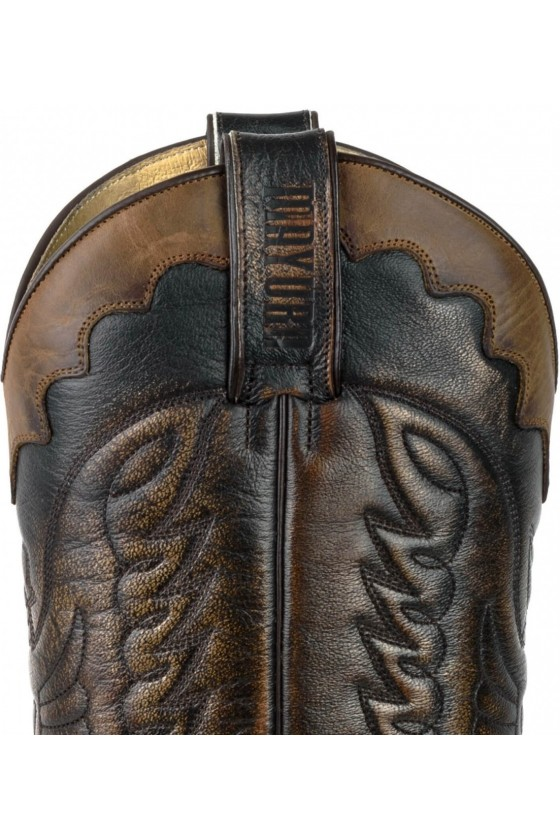 Leather Boots 1927 (brown)