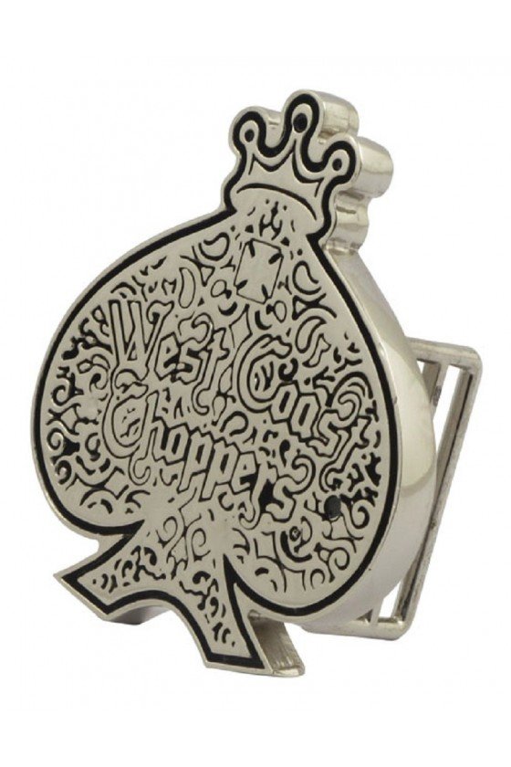 Belt Buckle WCC