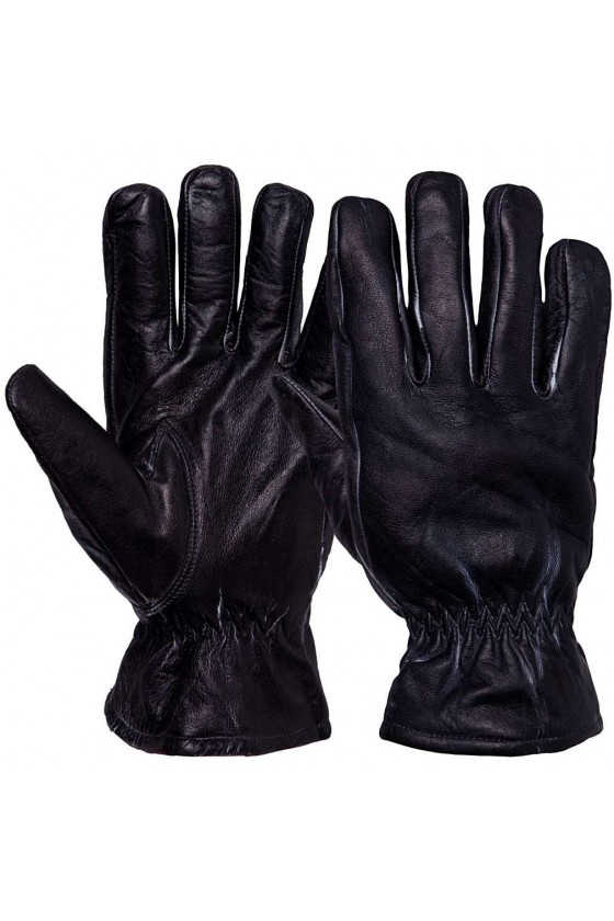 Oil Finish Gloves (black)