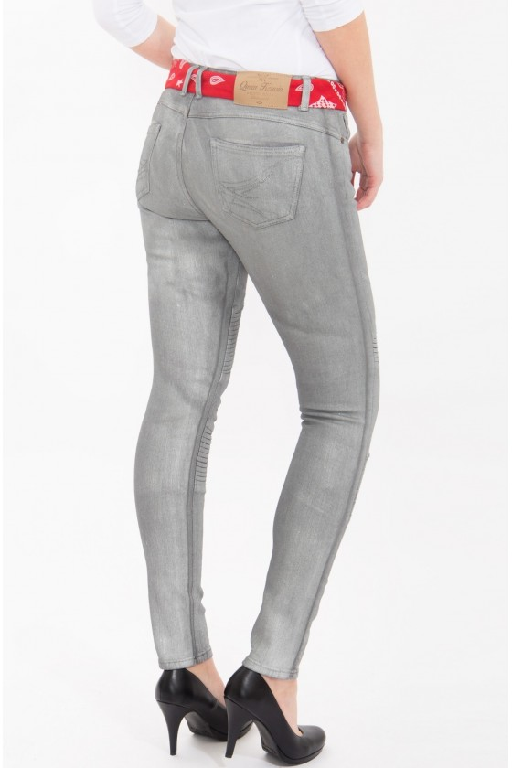 STRECH HOLLY JEANS (grey)
