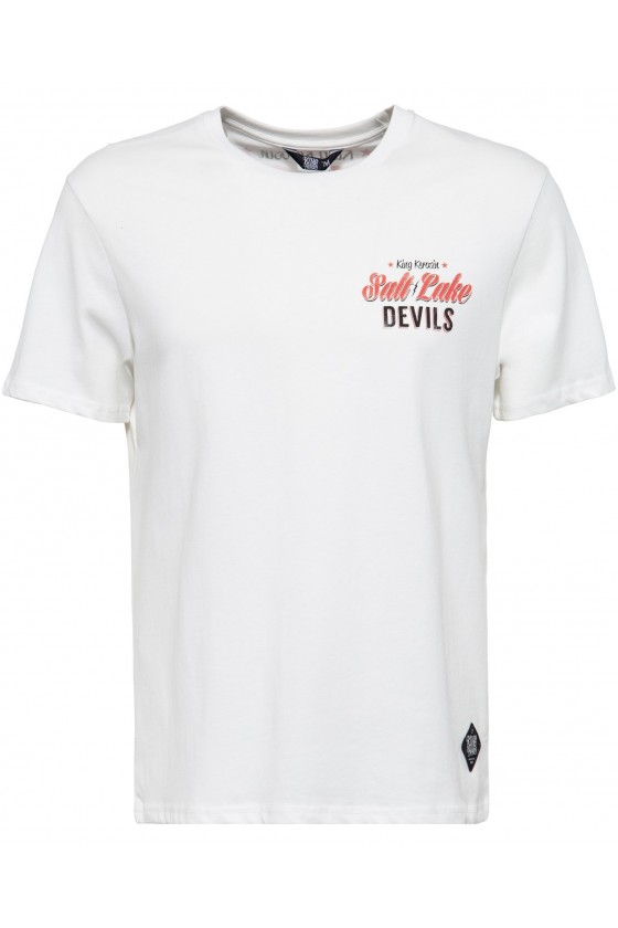 Men's T-Shirt Salt Lake Devils (white)