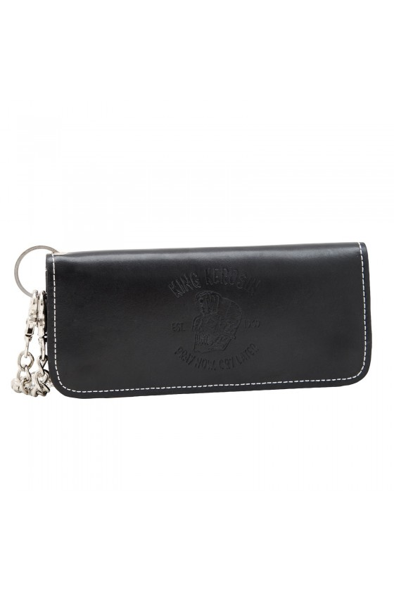Wallet Pray Now, Cry Later (black)