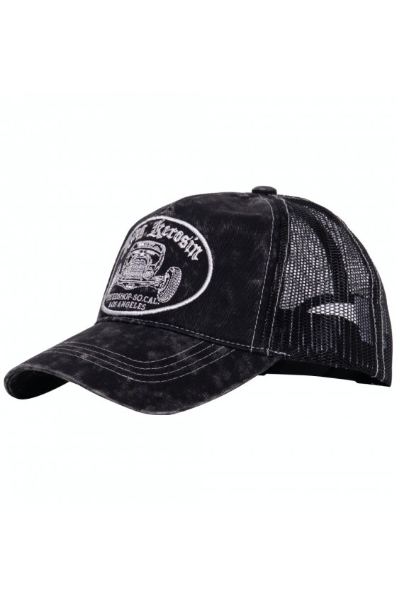 TRUCKER CAP SPEEDSHOP SOCAL (black)