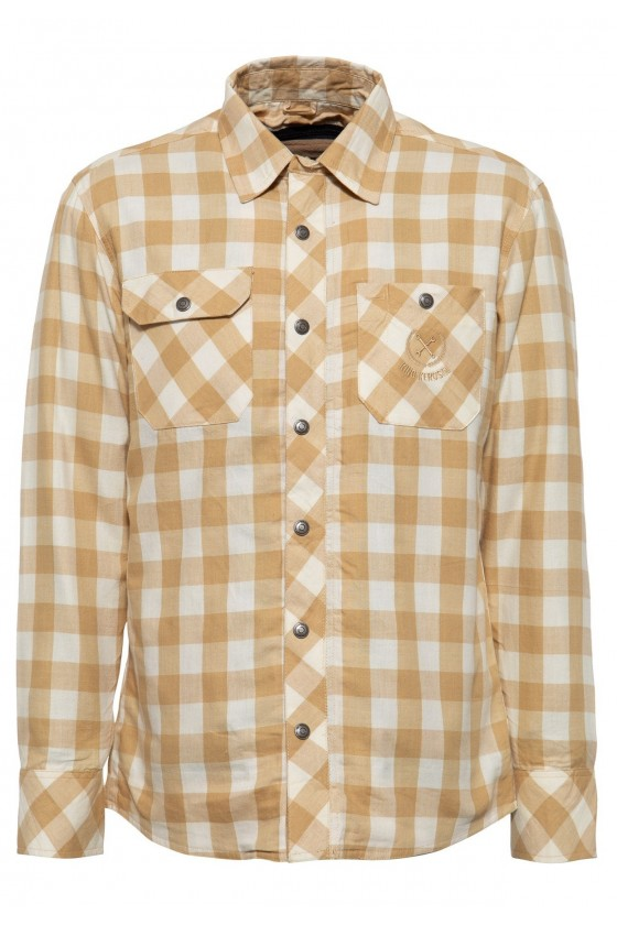 FUNCTIONAL OUTDOOR SHIRT TRADEMARK (rustic brown)