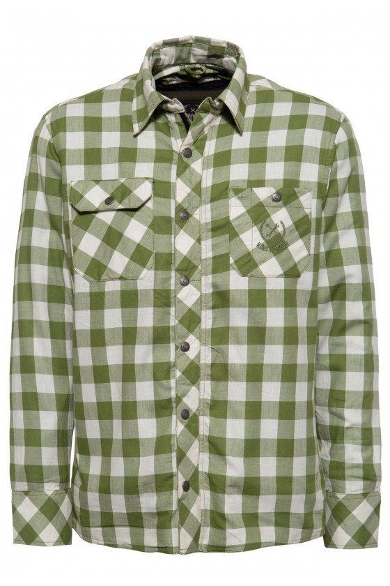 FUNCTIONAL OUTDOOR SHIRT SPEED ​​LORDS (green)