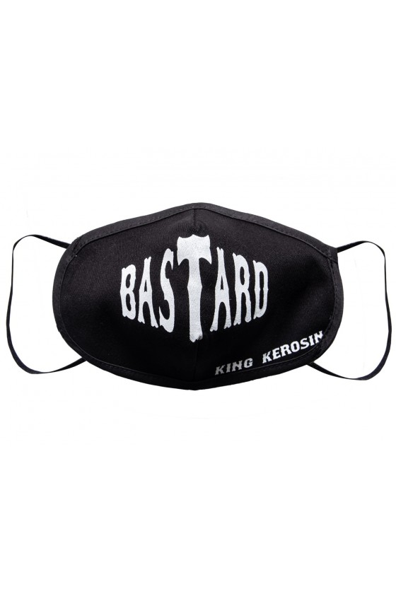 FACE MASK BASTARD (black)