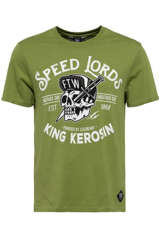 Men's T-Shirt Speed Lords (green)