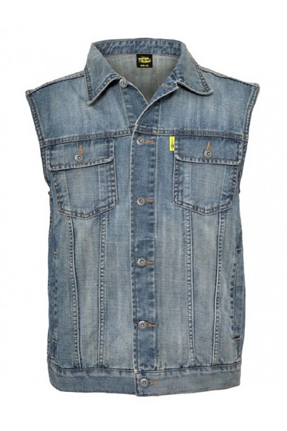 MCS Denim Vest (blue)