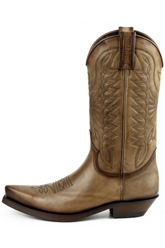 LEATHER COWBOY BOOTS 1920...