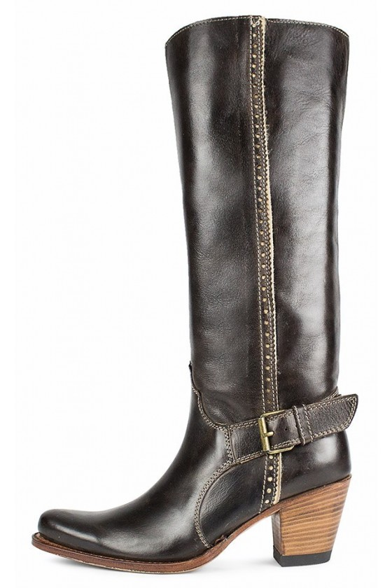 WOMEN'S BOOTS PRINCESS (dark brown)