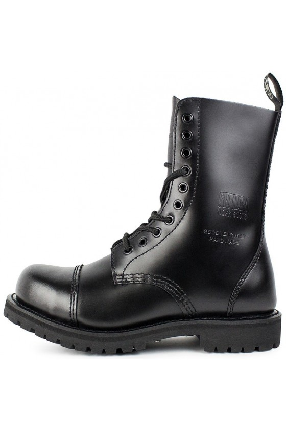 LACING BOOTS ACERO (black)