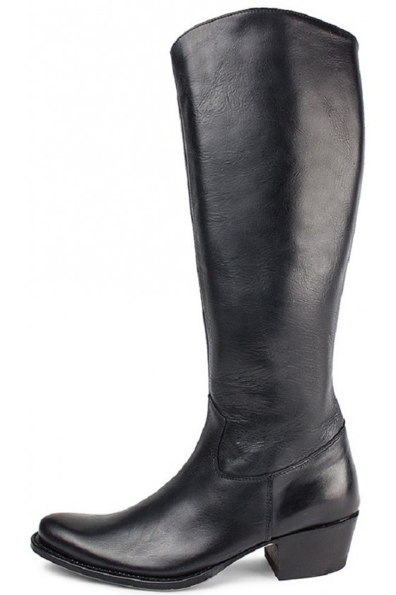 WOMEN'S LONG BOOTS DIERLY (black)