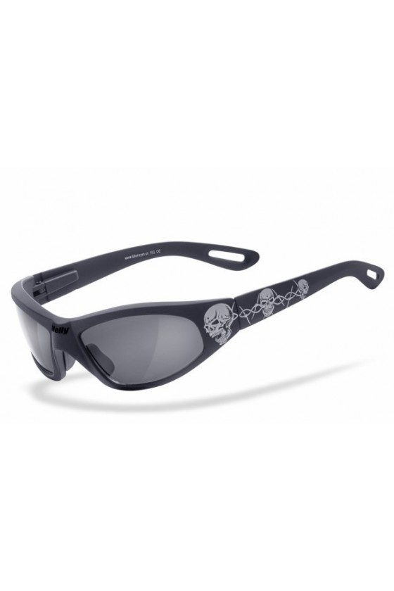 Biker Eyewear Black Angel (smoke)