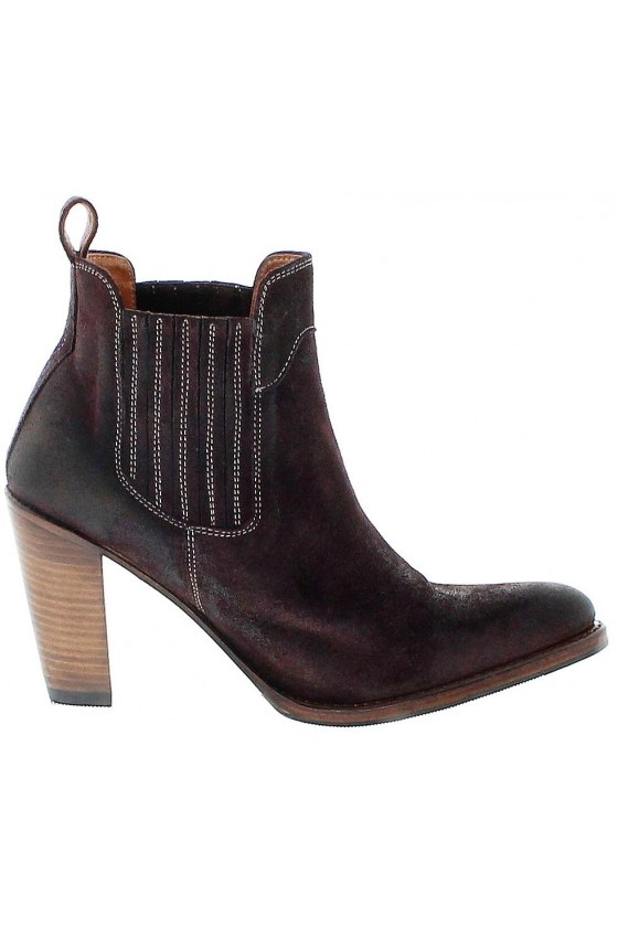 WOMEN'S BOOTS 969 (dark brown)
