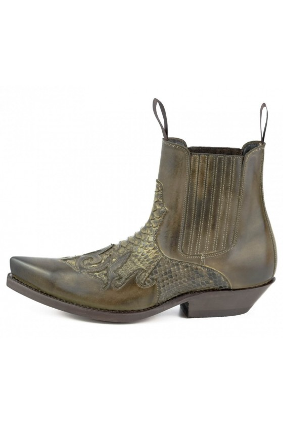 ANKLE BOOTS ROCK 2500 (taupe)