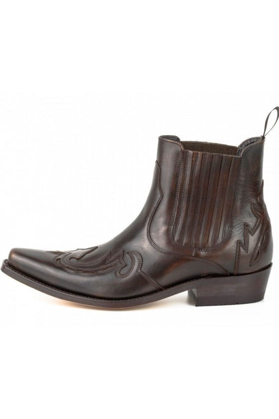 Classsic Ankle Boots (brown)