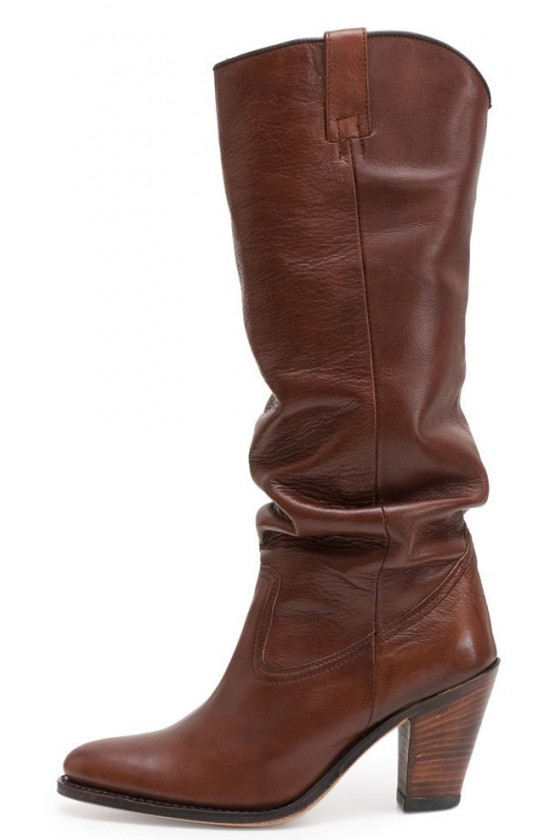 Women's Boots Newf (brown)