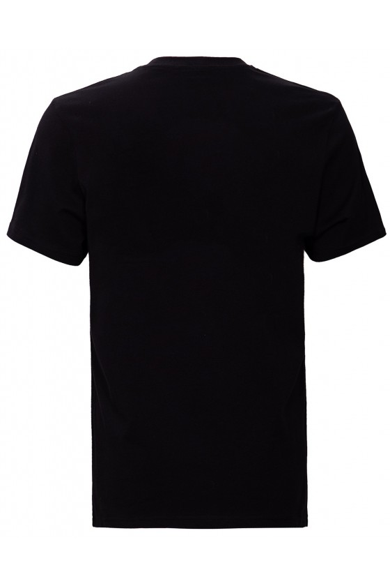 TWO SINGER T-SHIRT (black)