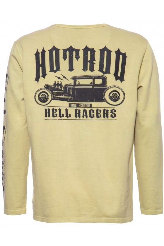 SWEATER HELL RACERS (curry)